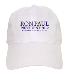 Ron Paul 2012 Unstructured Cap