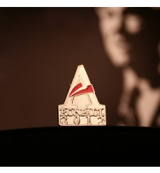 Official Logo Ron Paul Lapel Pin